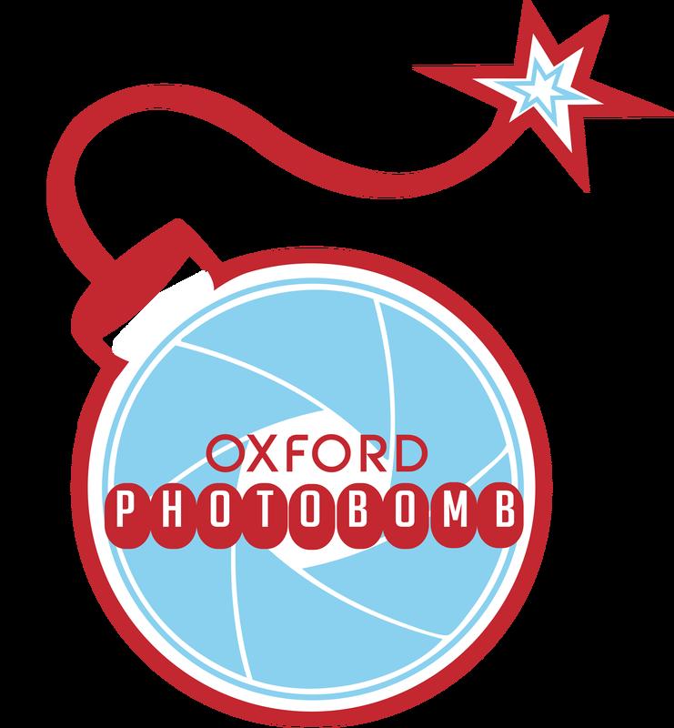 Oxford Photobomb
